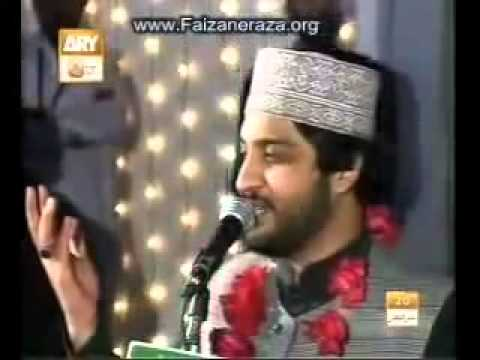 Hafiz Noor Sultan 1 of 3 Mehfil e Naat at Data Darbar Urs Mubrak Feb 5th 2010
