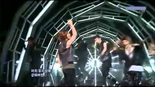 SHINee Lucifer 掛け声.wmv