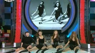 getlinkyoutube.com-【TVPP】Rainbow - Single Ladies (Beyonce), 레인보우 - 싱글 레이디즈 (비욘세) @ Star Dance Battle