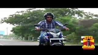 234 Wheels Drive On - Pulsar 200NS Review (01/06/2014) : Thanthi TV