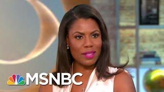 President Trump Staffers Reportedly 'Absolutely Terrified' Of Omarosa Tapes   The 11th Hour   MSNBC