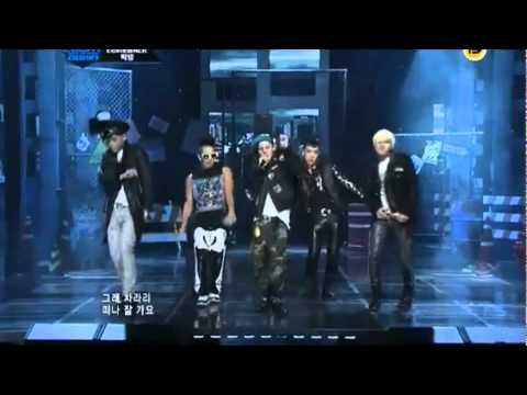 [120315] BIGBANG - Intro + Blue + Bad Boy + Ain't No Fun + Fantastic Baby [MCD Comeback Stage]