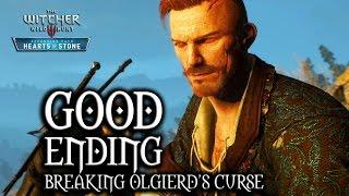 getlinkyoutube.com-The Witcher 3: Wild Hunt - Hearts of Stone - Good Ending (breaking Olgierd's curse)