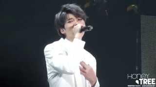 "getlinkyoutube.com-150221 INFINITE JAPAN TOUR DILEMMA in Tokyo - INFINITE WOOHYUN 우현 ""함께ハムケ(together)"""