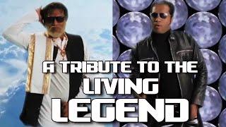 getlinkyoutube.com-Rajinikanth vs. Rajinikanth Rap Battle - Birthday Special || Shudh Desi Raps
