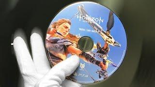 getlinkyoutube.com-Horizon Zero Dawn Unboxing & PS4 Pro Gameplay Impressions (Press Kit Edition)
