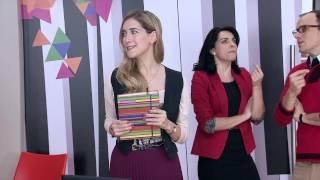 """getlinkyoutube.com-Violetta 3 - Jade, Angie y Priscila cantan """"Destinada a brillar"""" (Ep 58) HD"""