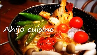 getlinkyoutube.com-アヒージョ料理 Ahijo cuisine
