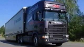 Scania Serii 4 - fabryka i testy