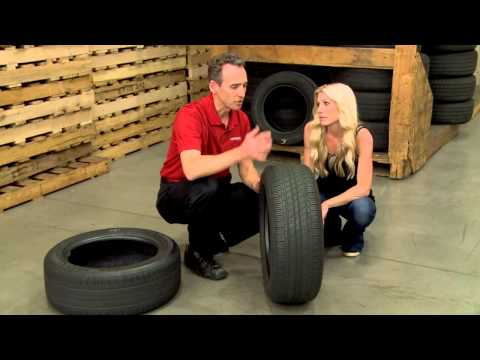 Tire Rack - Understanding Tire Tread with Wide Open Throttle's Jessi Lang