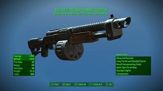 Fallout 4 - EXPLOSIVE SHOTGUN LEGENDARY DROP! (Best Legendary Shotgun In Fallout 4)