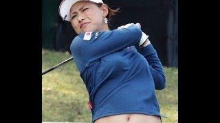 getlinkyoutube.com-女子ゴルフ・横峯さくらの珍プレー