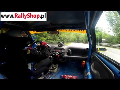 Tomasz Zawada | Fiat Seicento | GSMP Jahodna 2012 | Onboard