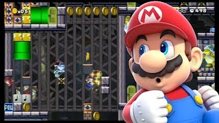 getlinkyoutube.com-Zagrajmy w Super Mario Maker - odc. 2 - Wasze levele!