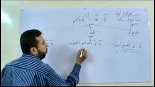 باب الهمزتين  من كلمة ج 1 د/ أحمد عبدالحكيم