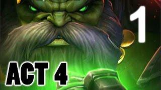 getlinkyoutube.com-Marvel: Contest of Champions - Act 4 Chapter 1 - Full Battles (Gameplay Walkthrough)