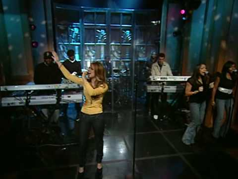 JoJo - Too little, too late (Live at Regis And Kelly) -WIcOtt0TOK4