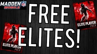 getlinkyoutube.com-How To Get FREE Elite Players! - Madden NFL Mobile