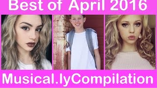 getlinkyoutube.com-The Best musical.ly Compilation of April 2016   Top musically