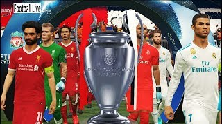 PES 2018   Final UEFA Champions League   Real Madrid vs Liverpool FC   Gameplay PC width=