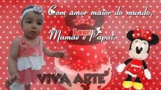 getlinkyoutube.com-Retrospectiva Minnie Vermelha-Laura 1 Aninho