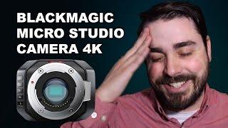 EJ Reviews: Blackmagic Micro Studio Camera 4k