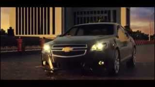 getlinkyoutube.com-Uzbek avto ,  Chevrolet Malibu 2014