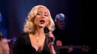 getlinkyoutube.com-Christina Aguilera & Andrea Bocelli