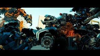 getlinkyoutube.com-Transformers: Dark of the Moon sentinel prime kills ironhide (1080HD VO)