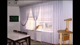 getlinkyoutube.com-Нитяные шторы - это так модно