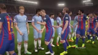 getlinkyoutube.com-FIFA 17 Predicts: FC Barcelona vs Manchester City |Uefa Champions League| 19/10/2016 - by Pirelli7