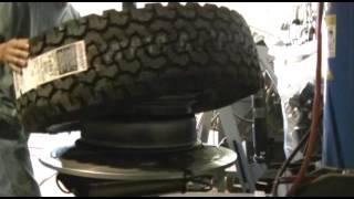 "getlinkyoutube.com-285 BFG Tires for my 02 Silverado Duramax 3500 ""Darth Dually"""