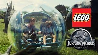 getlinkyoutube.com-Zagrajmy LEGO Jurassic World PL - Dinozaury LEGO - 1080P - 3/6