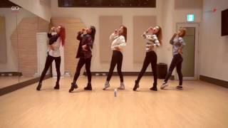 getlinkyoutube.com-EXID (이엑스아이디) - HOT PINK (핫핑크) Dance Practice (Mirrored)
