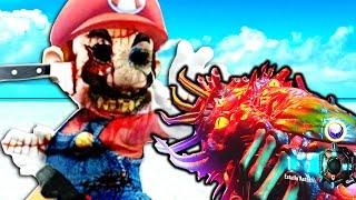 getlinkyoutube.com-BLACK OPS 3 ZOMBIES: SUPER MARIO HALLOWEEN MOD!! (CoD BO3 Zombies Mods and Custom Map Funny Moments)