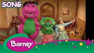 getlinkyoutube.com-Barney - The Clean Up Song (SONG)
