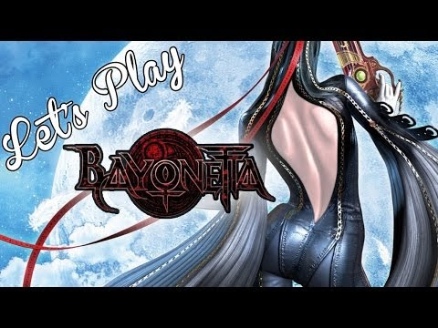 Game Time -- Monty and Burnie play Bayonetta