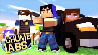getlinkyoutube.com-Minecraft: VIRAMOS POLICIAIS! (Chume Labs 2 #20)