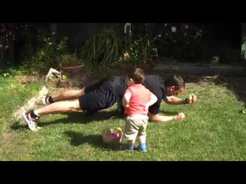Fast Action Training Easter Egg Hunt Workout