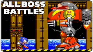 getlinkyoutube.com-Sonic The Hedgehog 2 All Bosses