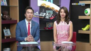 getlinkyoutube.com-2014 03 31 KBSn Sports 2013 2014 스페셜 V 정인영