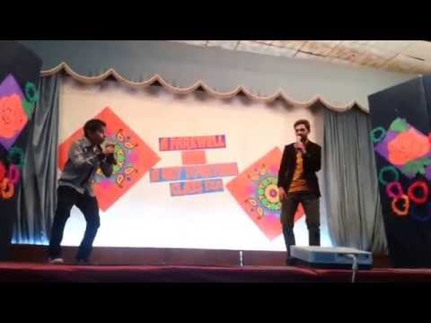 Great funny performance on farewell party 2013 at Fazaia Inter College