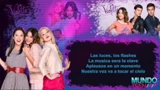 getlinkyoutube.com-Violetta - Alcancemos las estrellas versão (Violetta, Ludmila e Francesca)