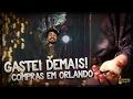 GASTEI DEMAIS! TODAS AS MINHAS COMPRAS DE HARRY POTTER EM ORLANDO