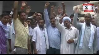 रुड़की : सभी को निराश कर रही है राज्य सरकार, नहीं मिल रहा है मुआवजा