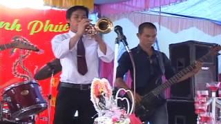 ken trumpet thoi  dam cuoi