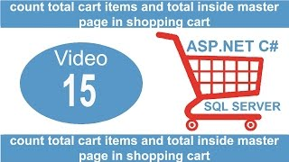 getlinkyoutube.com-count total cart items and total inside master page in shopping cart