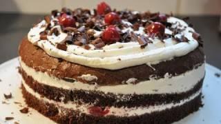 getlinkyoutube.com-Recette gâteau de Noël : la fôret noire, par Hervé Cuisine (US subtitles)