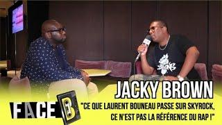 Jacky Brown donne son avis sur la programmation de Skyrock !