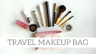 getlinkyoutube.com-Minimal Travel Makeup   natural & green beauty